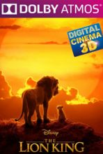 The Lion King (in Dolby ATMOS)