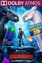 How to Train Your Dragon 3 (in Dolby ATMOS)