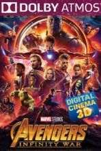 Avengers: Infinity War (in Dolby ATMOS)
