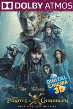 Pirates of the Caribbean: Dead Men Tell No Tales (in Dolby ATMOS)